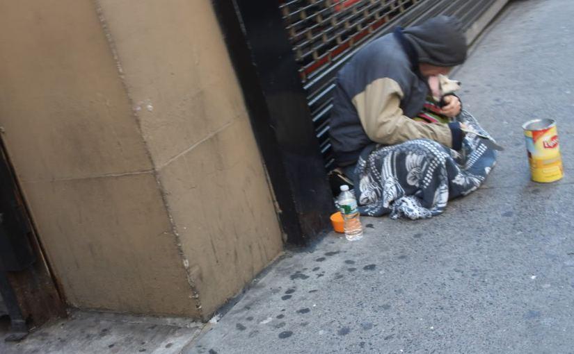 Becoming Homeless