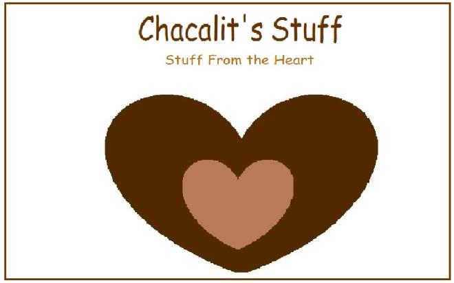 Chacalits Stuff name and tagline