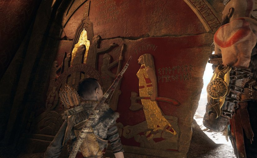 God Of War (PS4) Soundtrack Memories Of Mother FullTrack