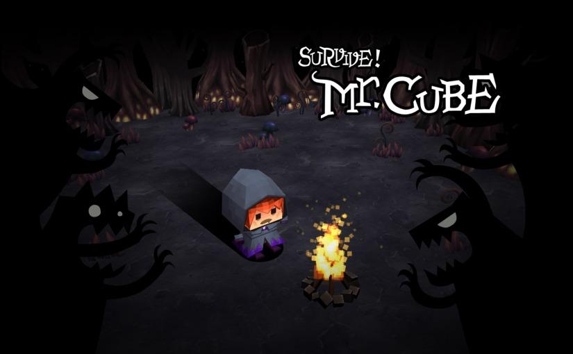 Survive! Mr. Cube: ADGReview