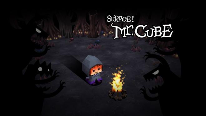 1 Survive Mr. Cube Header