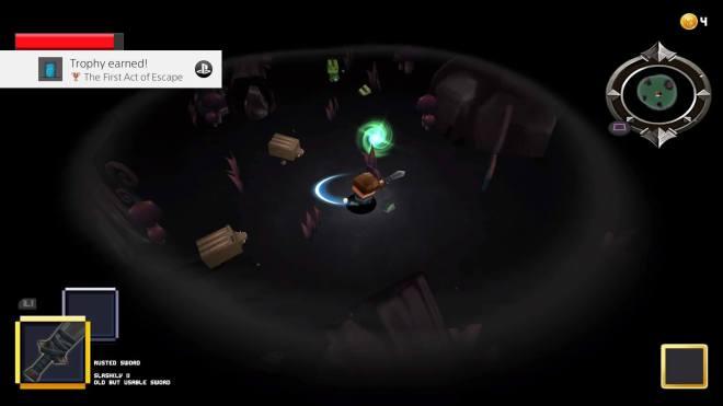 Survive! Mr Cube PS4 Screens ADG Review AntDaGamer Com (1)