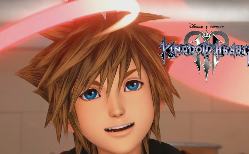 Kingdom Hearts 3 Livestream Footage With Gameplay of Summons, Keyblade, Aqua Battle AndMore