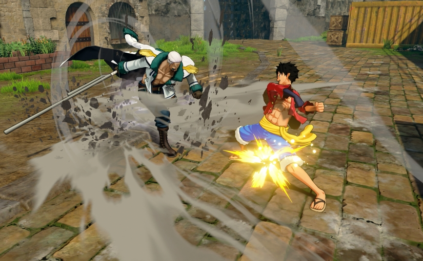 One Piece World Seeker Release Date Trailer And Pre-Orders Announced With NewScreenshots