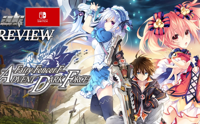 Fairy Fencer F: Advent Dark Force (Nintendo Switch) ADGReview