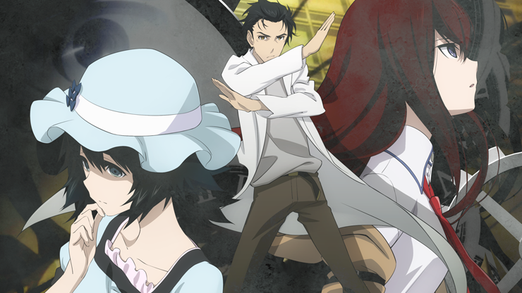 STEINS;GATE ELITE NOWAVAILABLE