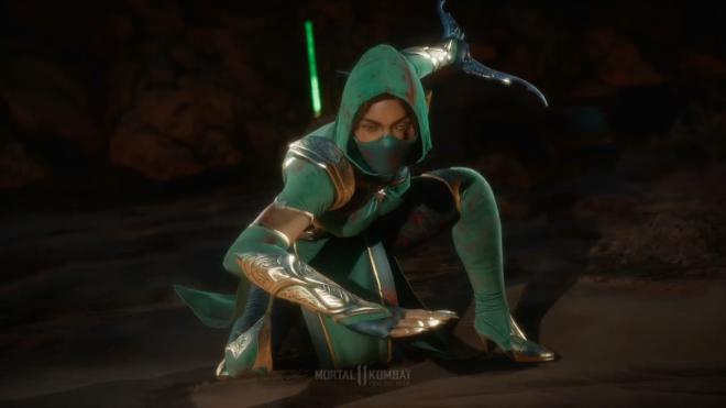 Mortal Kombat Jade Screenshots AntDaGamer ADG Plays For The First Time (1)