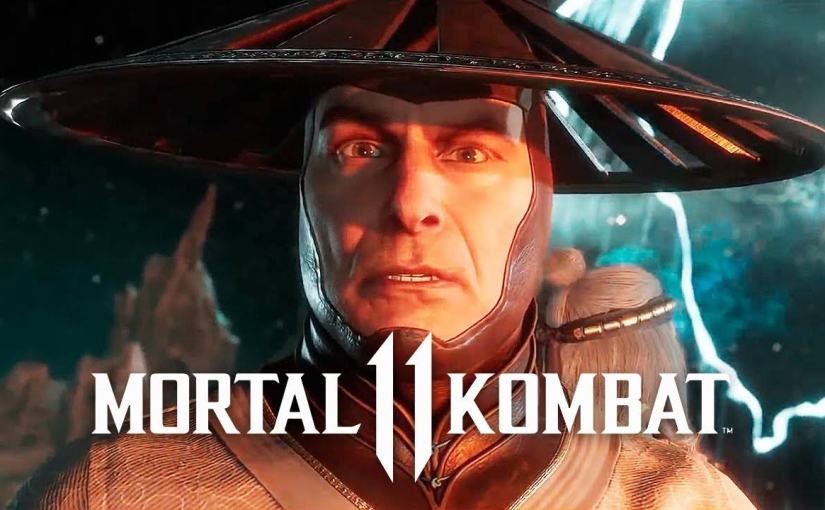 "Mortal Kombat 11 New DLC ""The Saga Continues"" Story TeaserTrailer"