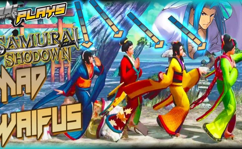 Ukyo Got Mad Waifus! Samurai Shodown VictoryThoughts