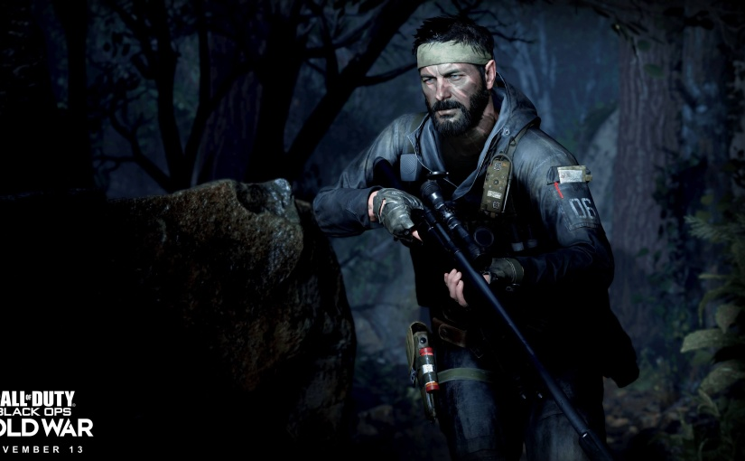 Call Of Duty Black Ops Cold War Reveal Preview: Images AndTrailer