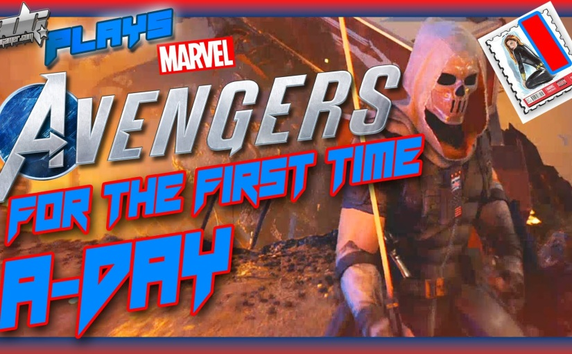 """ADG Plays Marvel's Avengers BETA """"For The First Time"""" 