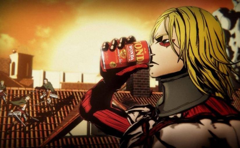 Attack On Titan Yoshiki ThemeCommercials