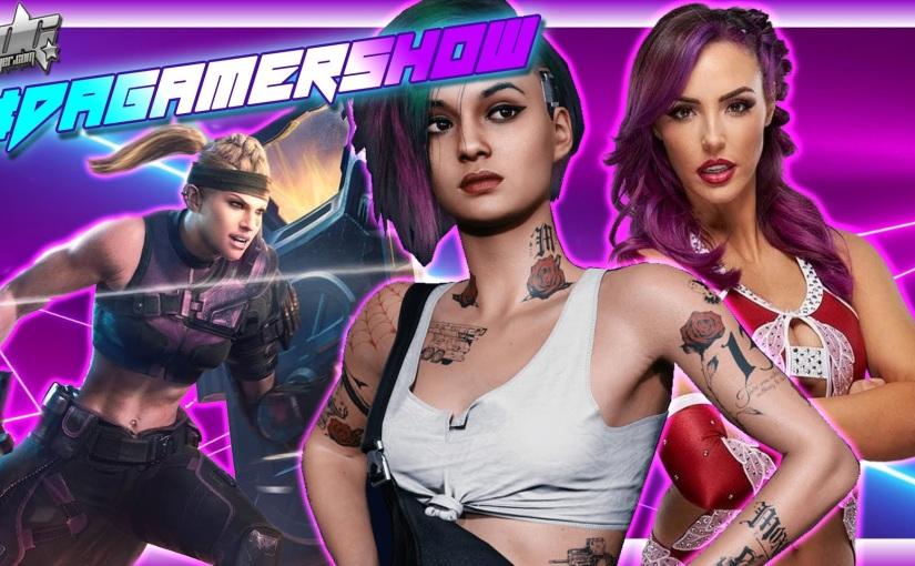 Da Gamer Show Episode 1 & 2 |PS5 Holiday Gaming, Cyberpunk 2077, WWE 2K Battlegrounds DLC &More