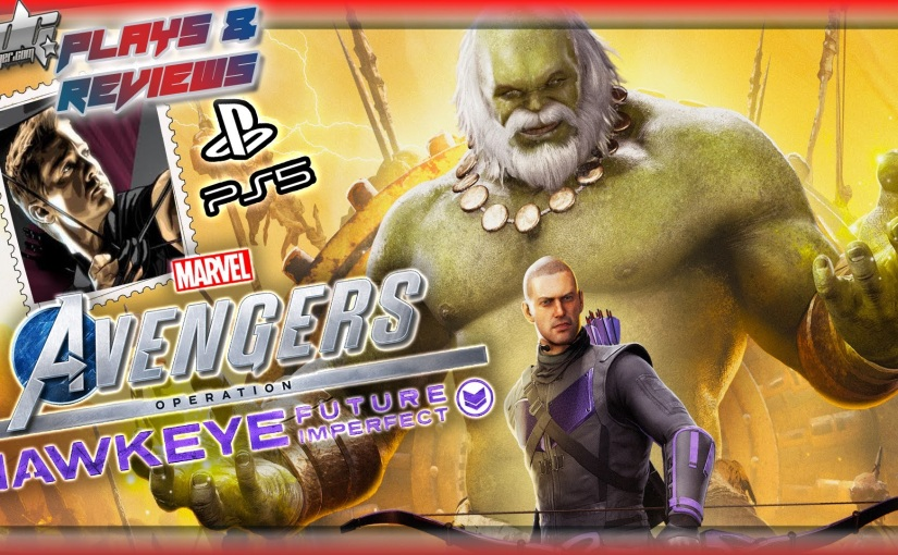 ADG Plays & Reviews Marvel's Avengers: Future Imperfect DLC Video Collection, Trailers, Ending And Black PantherTeaser