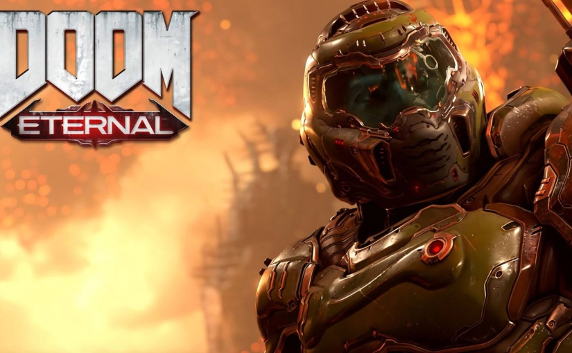 Doom Eternal Free Next-Gen Upgrade And Update 6 Launches Today Alongside New Videos AndDetails