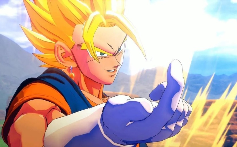 Power Up for Epic Adventures on the Nintendo Switch with DRAGON BALL Z: KAKAROT + A NEW POWER AWAKENSSET!