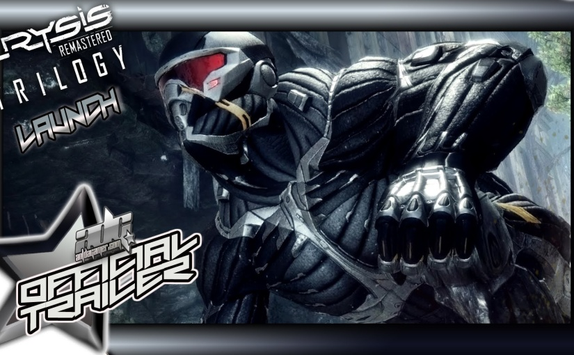 Crysis Remastered Trilogy Launch Trailer AndDetails