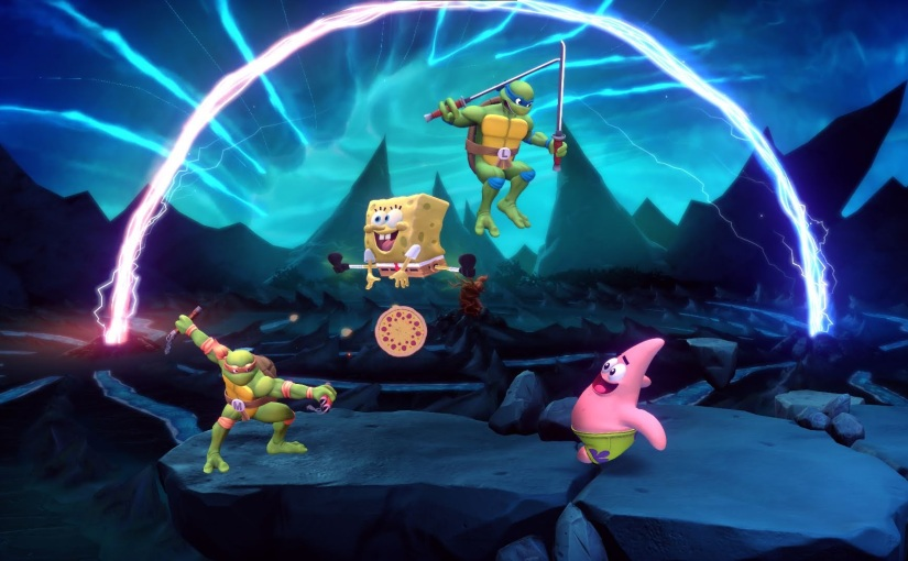 Nickelodeon All*Star Brawl Launch Trailer, Screens AndDetails